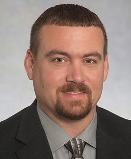 Shane Bailey Headshot